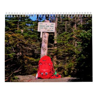 Scenic New England Calendar