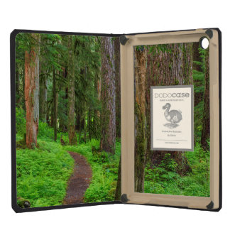Scenic of old growth forest iPad mini retina covers