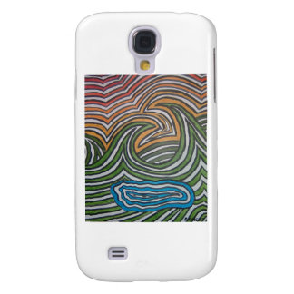 Scenic Painting Samsung Galaxy S4 Cover