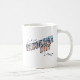Scenic Panorama City Mugs