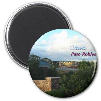 Scenic Paso Robles Magnet