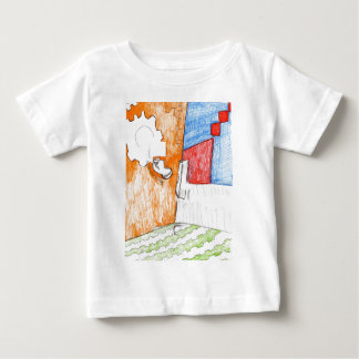 Scenic Pastoral of Pattern Baby T-Shirt