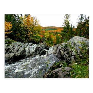 Scenic Quebec Postcard