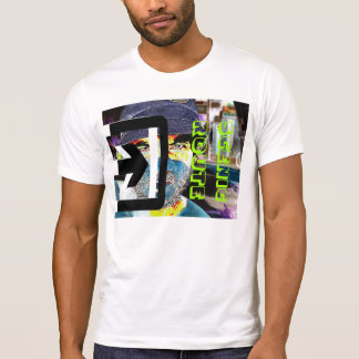 Scenic Route Sk8r Enhanced T-Shirt