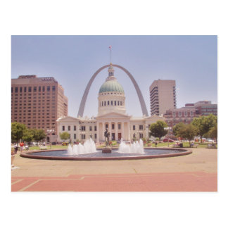 Scenic Saint Louis Postcard