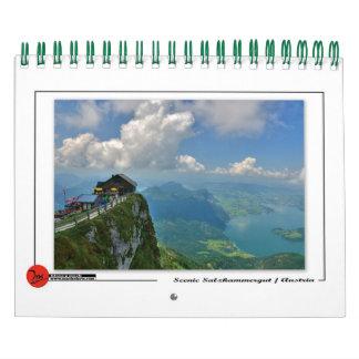 Scenic Salzkammergut Calendars
