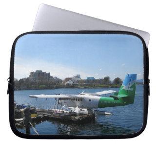 Scenic Seaplane in Victoria Laptop Sleeve