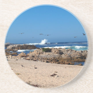 Scenic Series---Splash Panorama Sandstone Coaster