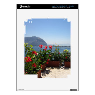 Scenic Sicily Decal For iPad 3