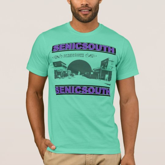 SCENIC-south001 T-Shirt