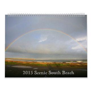 Scenic South Beach - Westport Washington Calendar