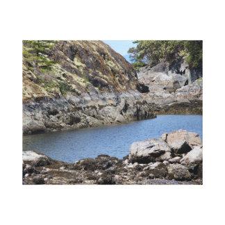 Scenic Trail Canvas Print