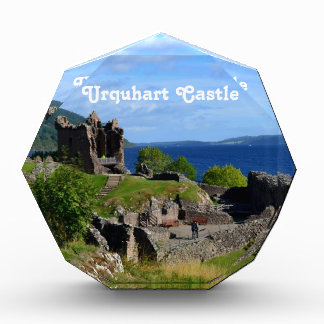 Scenic Urquhart Castle Ruins Award
