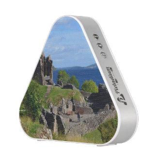 Scenic Urquhart Castle Ruins Bluetooth Speaker