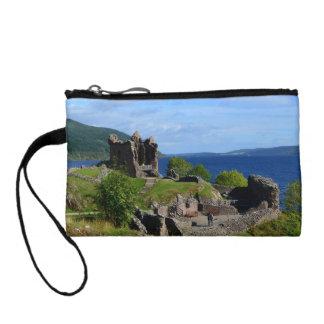 Scenic Urquhart Castle Ruins Coin Purse