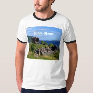 Scenic Urquhart Castle Ruins T-Shirt