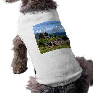 Scenic Urquhart Castle Ruins Tee