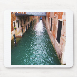 Scenic Venetian Canals - Venice, Italy Mouse Pad
