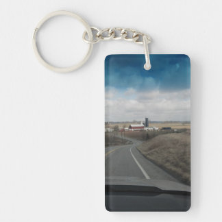Scenic View Keychain