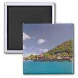 Scenic view of Bitter End Yacht Club Virgin Refrigerator Magnets