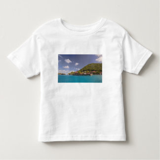 Scenic view of Bitter End Yacht Club Virgin Toddler T-shirt
