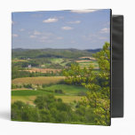 Scenic view of farmland south of Arcadia, 2 Binder
