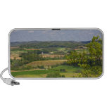 Scenic view of farmland south of Arcadia, 2 Travelling Speaker