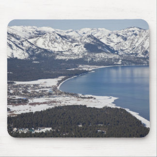 Scenic view of Lake Tahoe, USA Mouse Pad