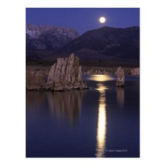 Scenic view of Mono Lake outside of Yosemite 2 Postcard