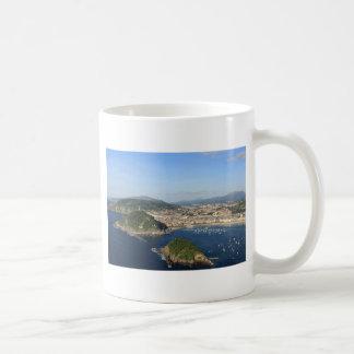 Scenic view of San Sebastian Coffee Mug
