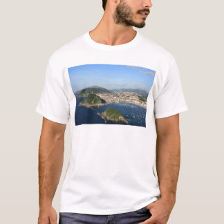 Scenic view of San Sebastian T-Shirt