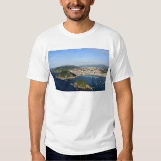 Scenic view of San Sebastian Tee Shirt