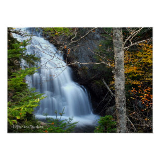 Scenic Waterfall Print