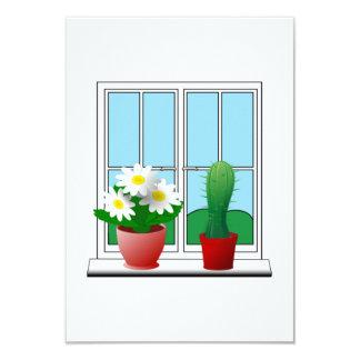 Scenic Window View Card