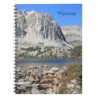 Scenic Wyoming Notebook