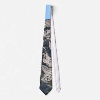 Scenic Yosemite National Park Neck Tie