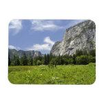 Scenic Yosemite Valley, California Flexible Magnets