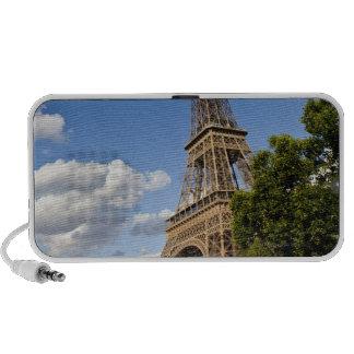Scenics alrededor de París Francia Altavoz De Viaje