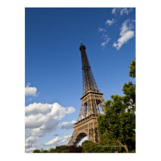 Scenics around Paris France Postcard