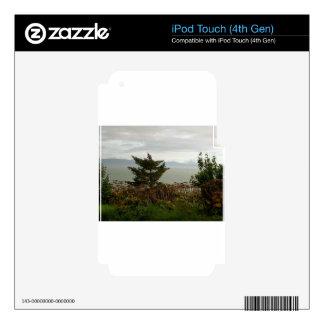 Scenics Kachemak Bay iPod Touch 4G Decals