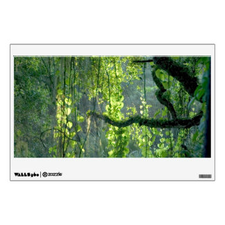 Scenics - Photos - Thru the trees panorama Wall Decal
