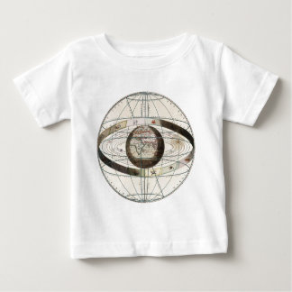 Scenography of the Ptolemaic cosmography Baby T-Shirt