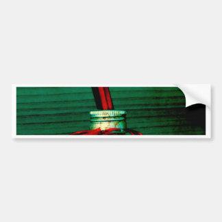 Scent Car Bumper Sticker