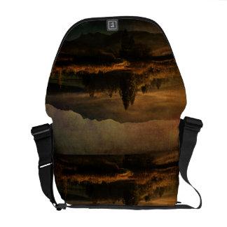 Scent of Pines Messenger Bag