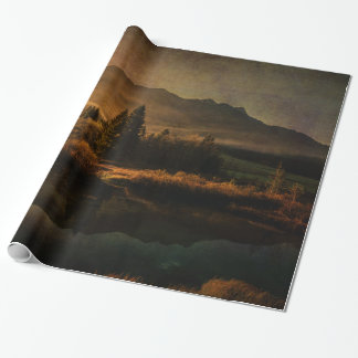 Scent of Pines Wrapping Paper