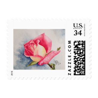 Scent of the Rose 1B Postage