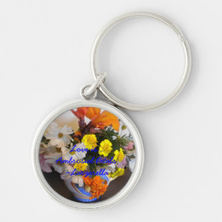 Scented Petals Keychain
