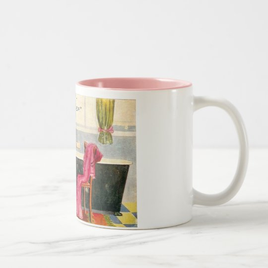 "Scented Soap ""Pussy"" Mug"