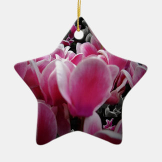 Scents For The Senses Double-Sided Star Ceramic Christmas Ornament