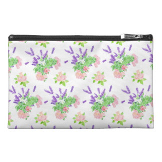 Scents of Summer Pattern Travel Accessories Bag